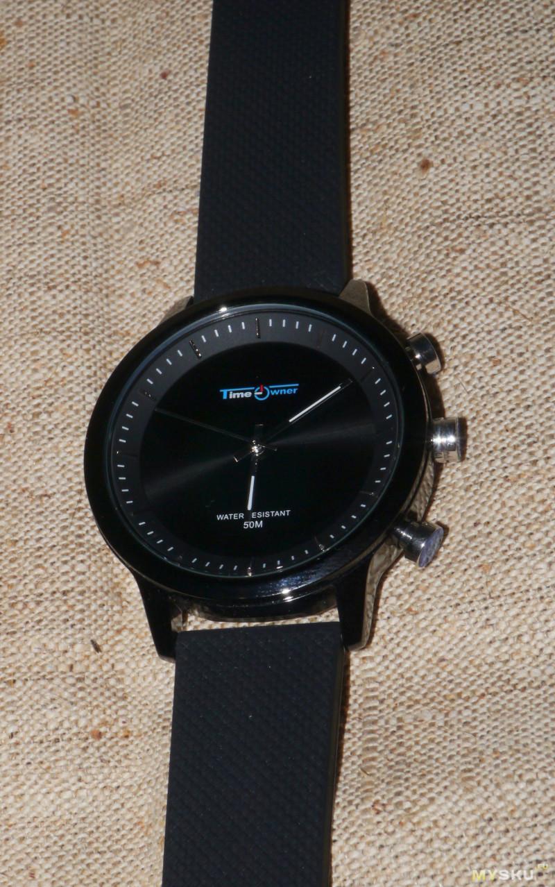 TimeOwner - часы со смарт модулем и защитой IP68