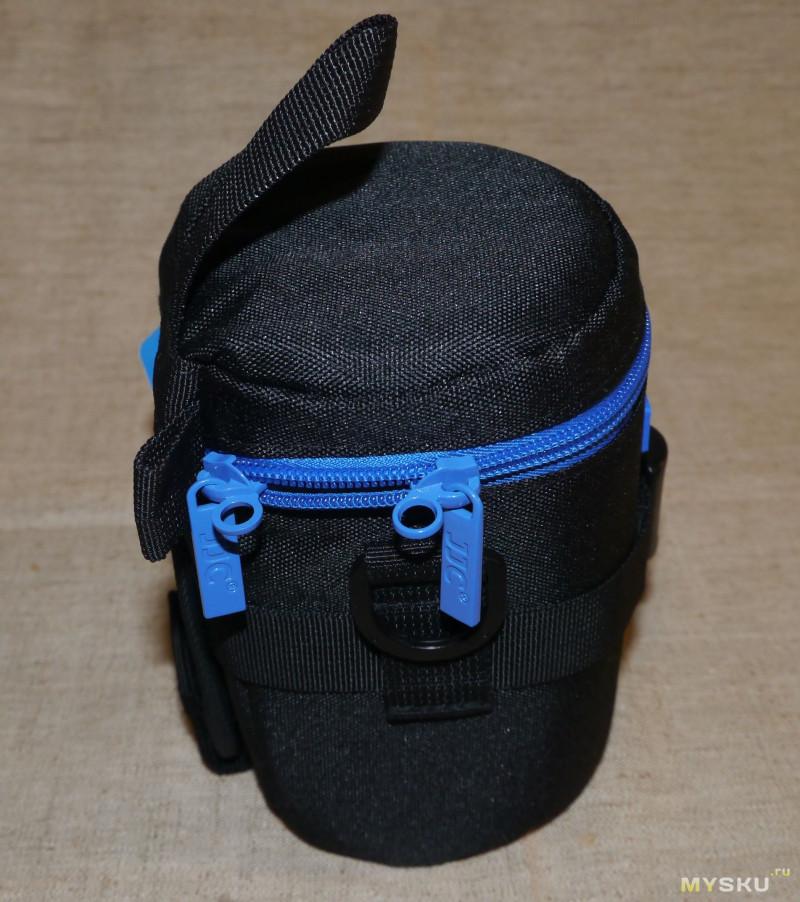 JJC DLP-2II - сумка чехол для объектива.