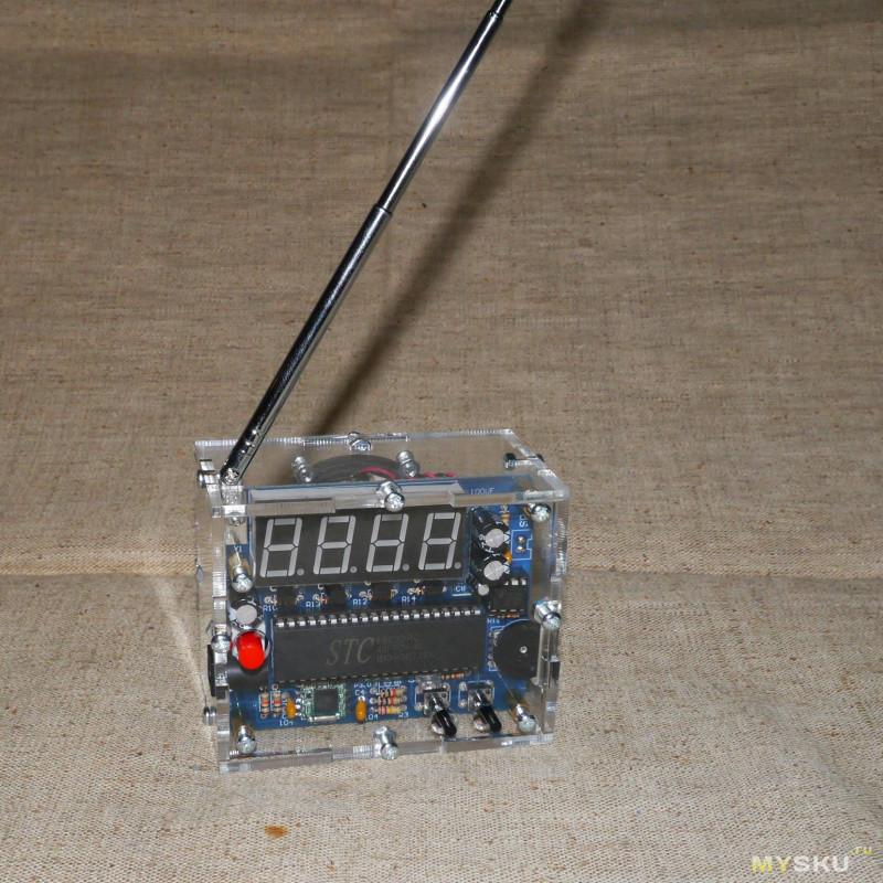 Набор для сборки FM - радио на модуле TEA5767