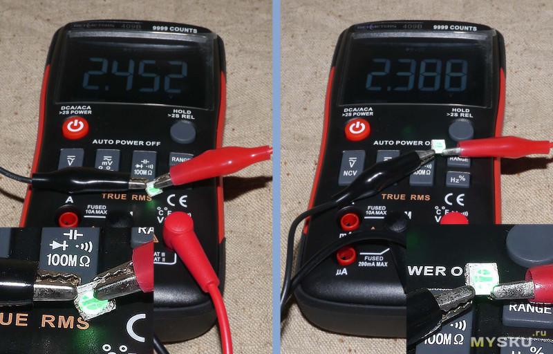 Geekcreit® RGB светомузыка с часами -  DIY набор для сборки.