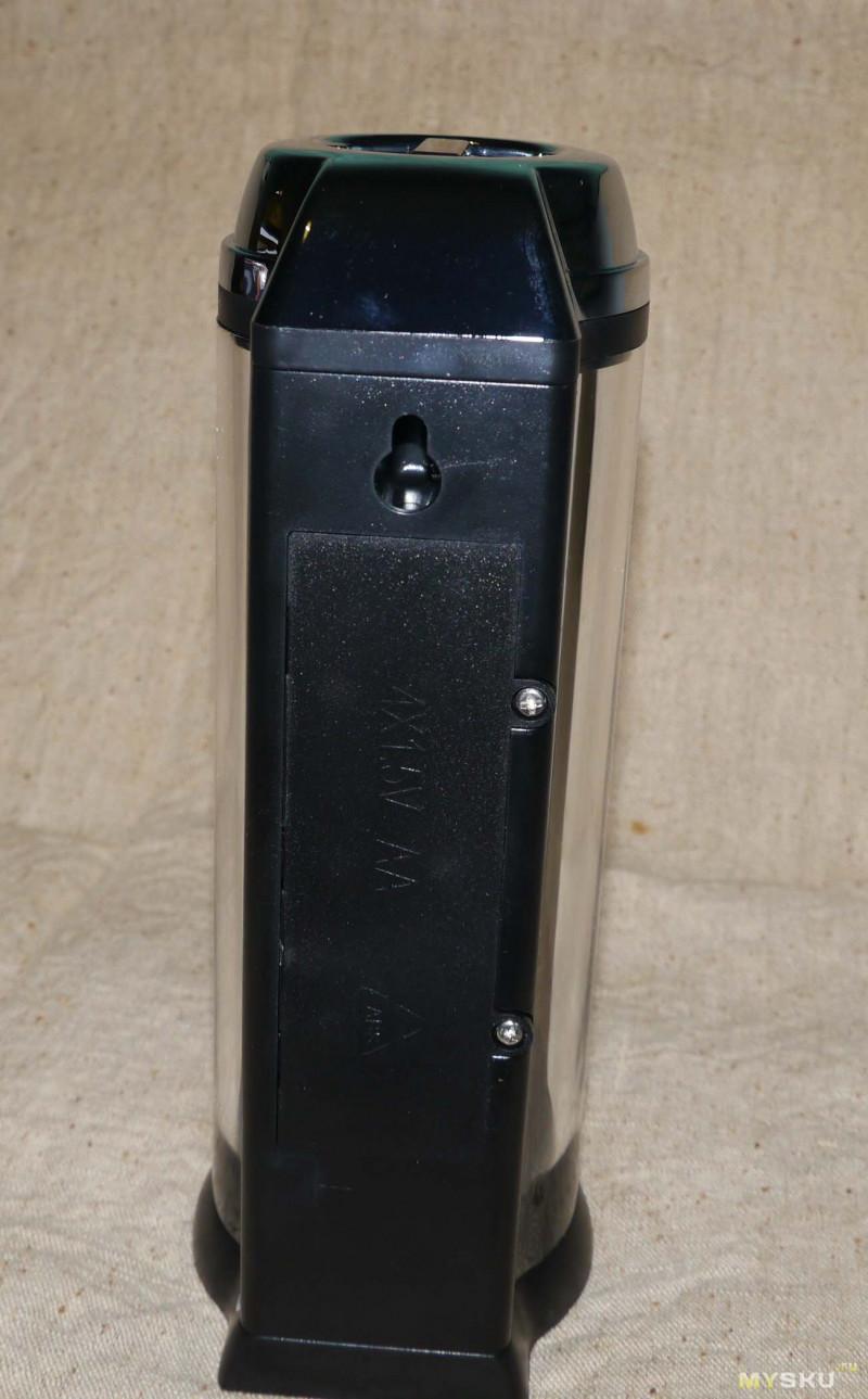 SVAVO - V 470 Автоматический сенсорный диспенсер жидкого мыла, теперь навесной и на больших батарейках.
