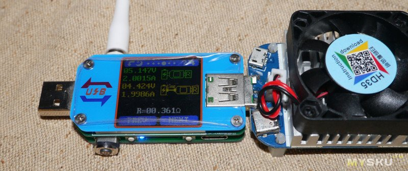 Магнитный USB кабель YKZ, мини обзор.