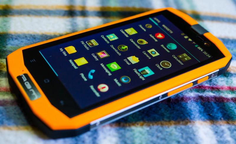 AGM A9 - NFC, Type-C, JBL Quadro + история знакомства с компанией!