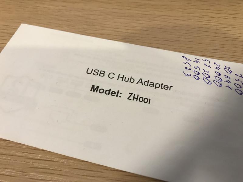 Безликий Type-C USB RJ45 HUB для MacBook Pro с 1000Mbps Ethernet модемом!