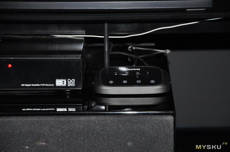 <span>Bluetooth ресивер / трансмитер (приём и передача) увеличенной мощности Avantree Oasis PLUS</span>