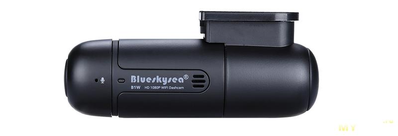 """Видеорегистратор Blueskysea B1W - новое воплощение идеи """"мыльниц""""?"""