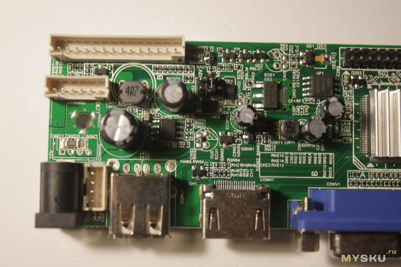 Обзор универсального скалера с DVB-T2 DS.D3663LUA, оживление 42-дюймового ТВ Philips с его помощью и некоторые нюансы, с этим связанные