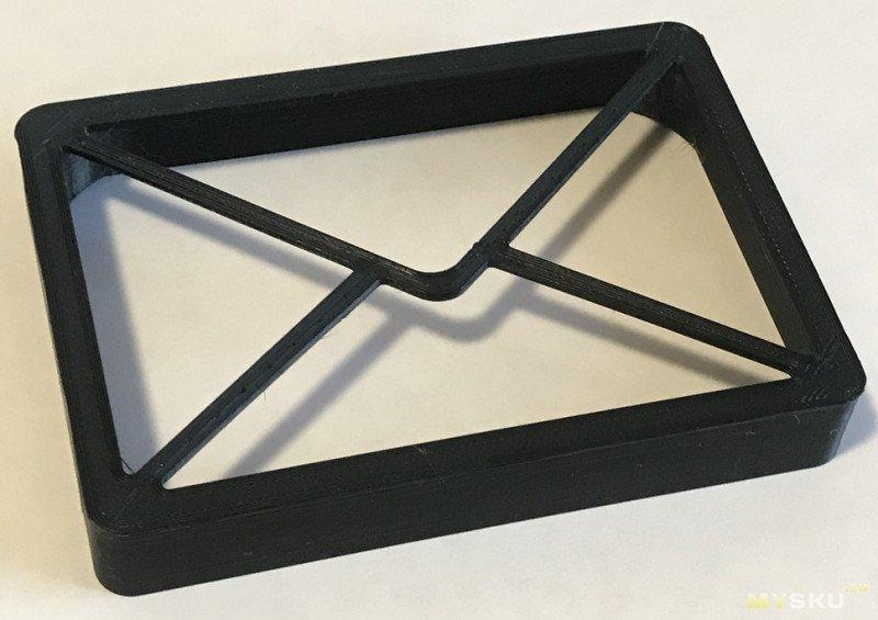 E-mail информатор на ESP32