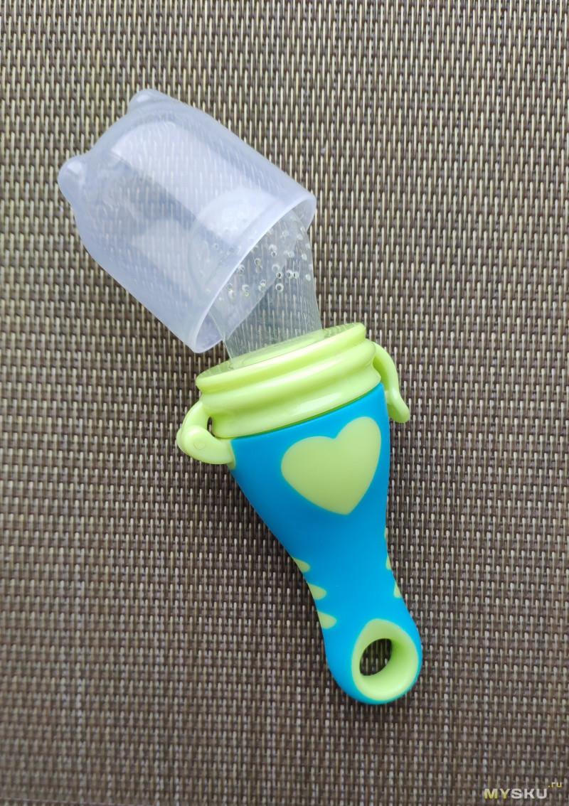Ниблер - аксессуар для кормления ребенка