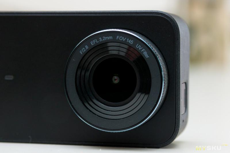 Экшн камера Xiaomi MIJIA Mini 4K