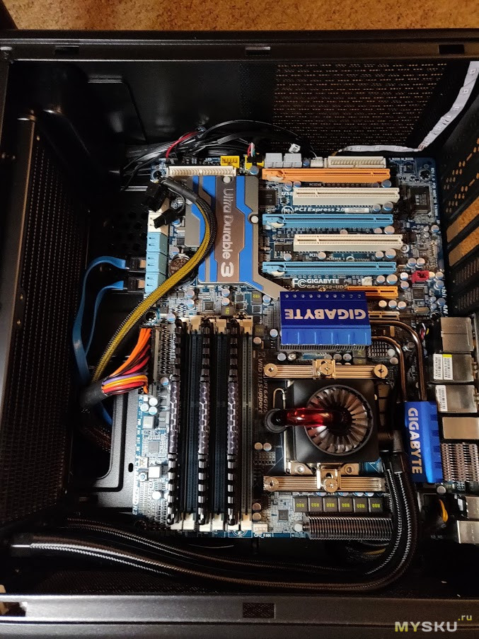 Водянка Deepcool Captain 240EX