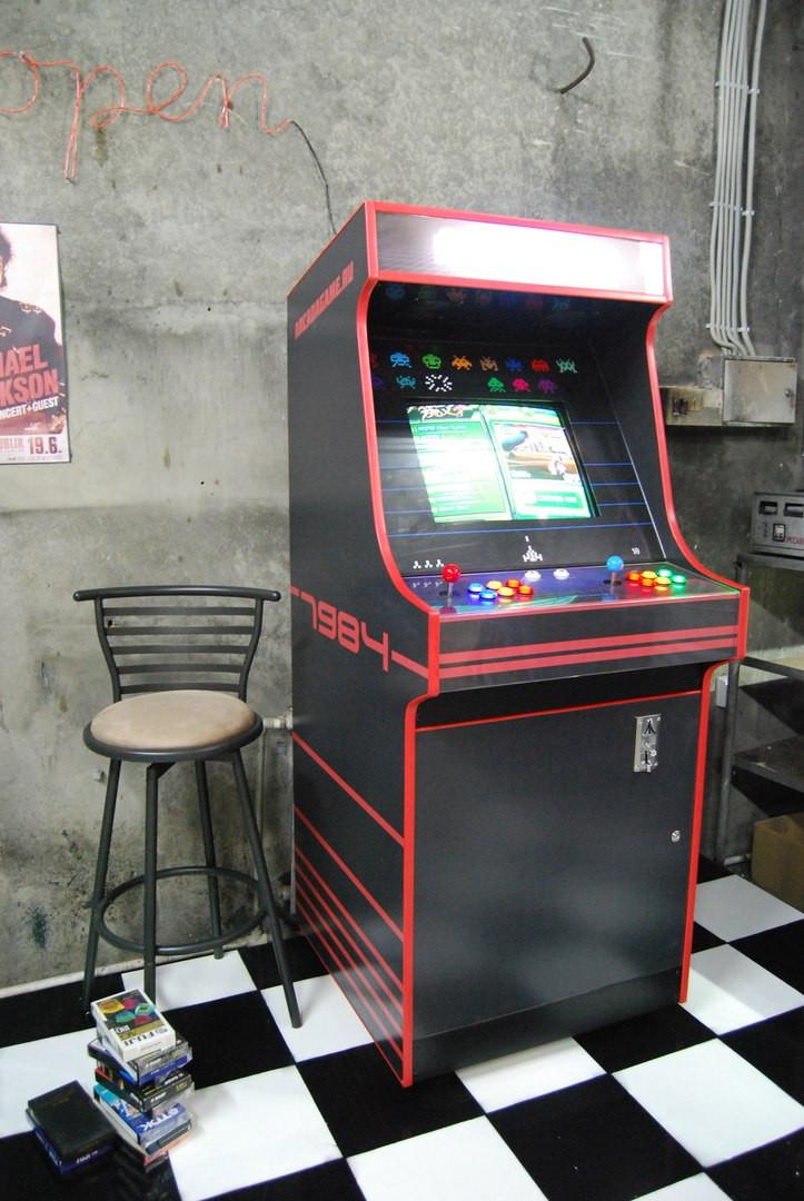 аркадный автомат arcadagame