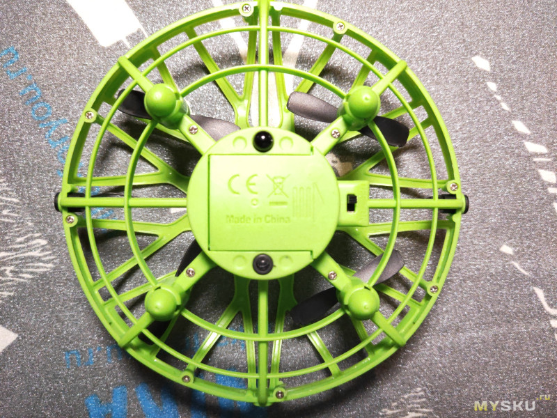 <Броуновский> мини-квадрокоптер Eachine E111