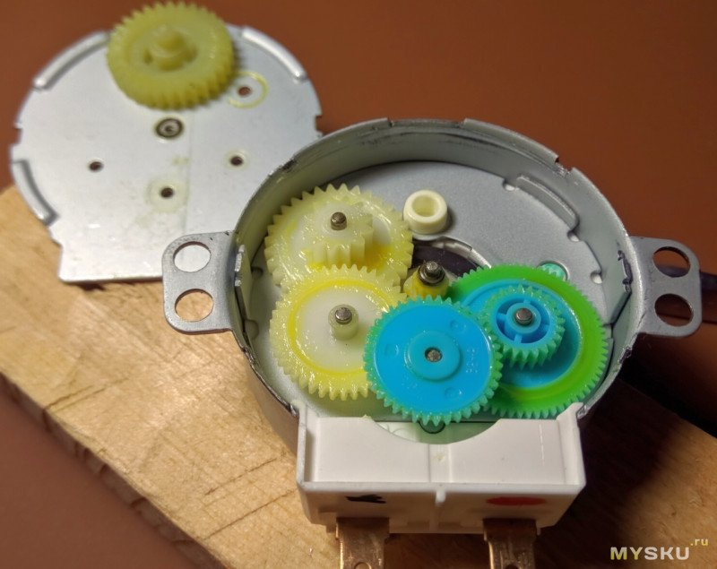 opened synchronous motor ST-16(EX73MAAA)