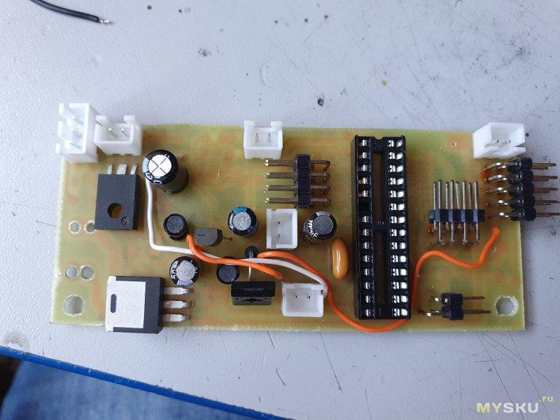 Блок питания с автономным режимом, на основе модуля DPH5005, DIY