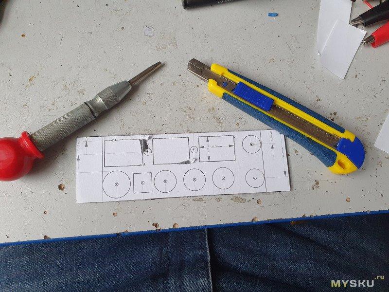 DIY паяльная станция T12 + блок питания