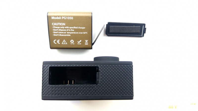 "EKEN H9S WiFi экшен-камера, 2.7K@30fps, 1080p@60/30fps, 720P@120fps. Версия ""S""."