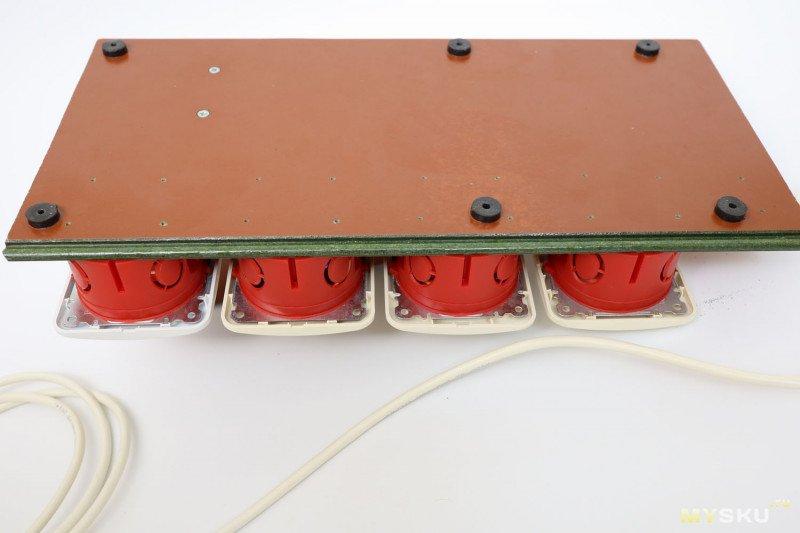 DIY подставка для паяльника