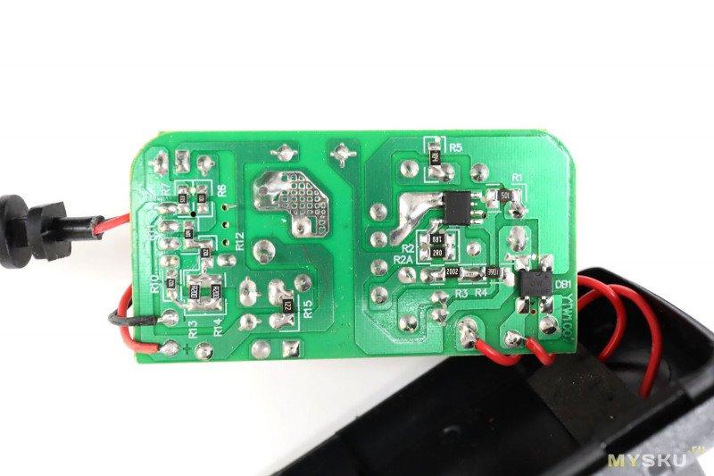 Плавкие резисторы-предохранители.