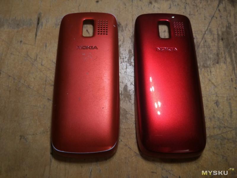 Новый корпус для Nokia 112