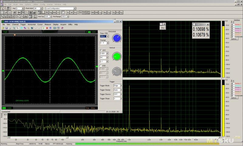 И снова УМЗЧ JLH. Тест отечественных транзисторов в выходном каскаде.