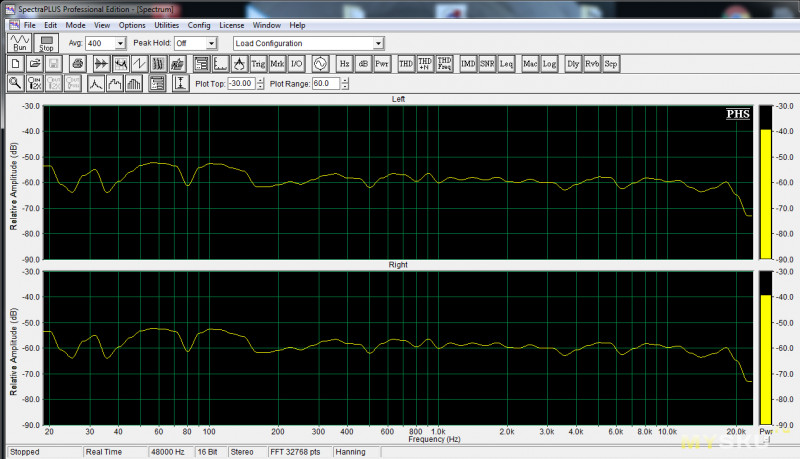 """Фильтр-корректор для сабвуфера в акустическом оформлении """"закрытый ящик""""."""