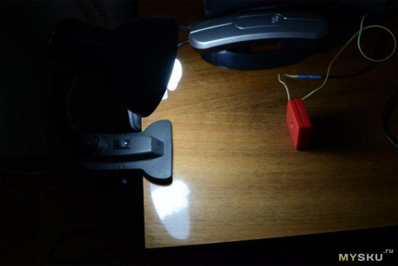 Усилитель для фотодиода с расширенным частотным диапазоном.