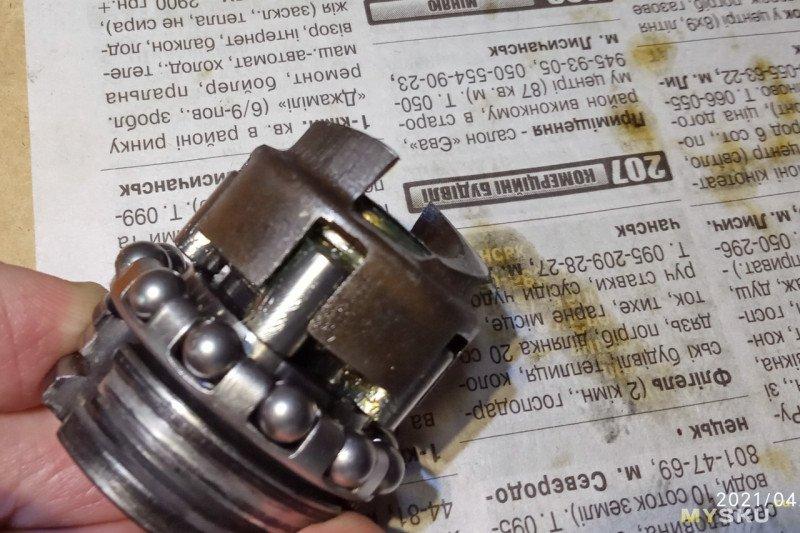 Втулка заднего колеса Torpedo и её отечественные копии (ХВЗ, ПВЗ и другие). Часть 2.
