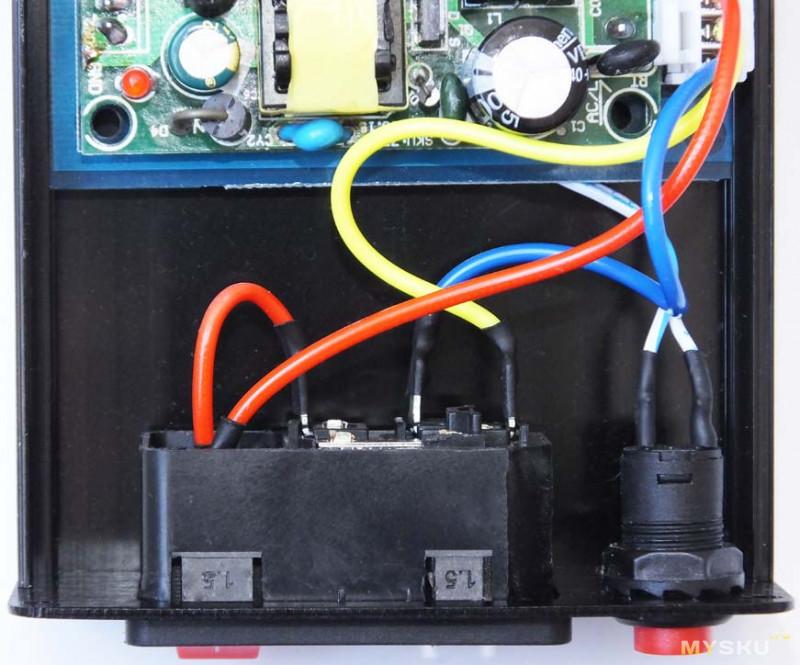 KSGER Термовоздушный паяльный фен на МК STM32 V.1.02