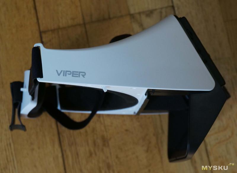 FPV шлем FXT Viper