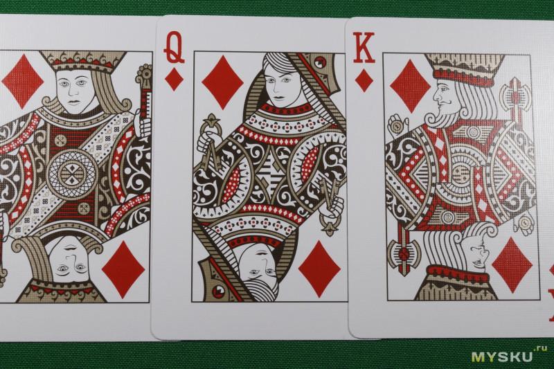 Игральные карты - Archangels, Medallions, Contraband.