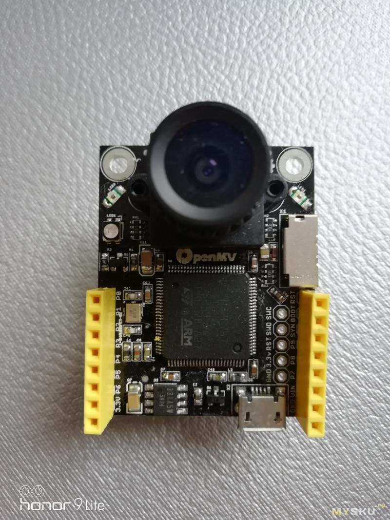 """OpenMV - """"Ардуино"""" для машинного зрения"""