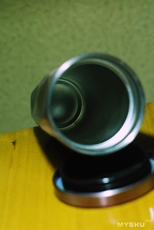 Мини обзор на термокружку