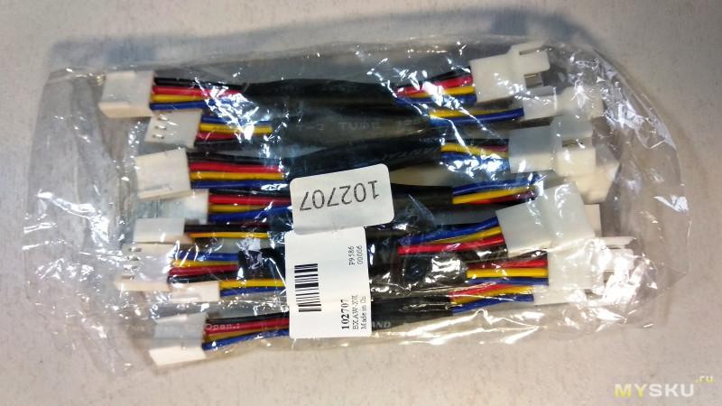 Небольшое тестирование резистора для компьютерного 4-pin вентилятора. Делаем потише часть 2.