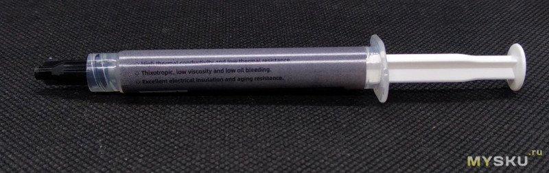 Тестирование термопасты DHAS-12. Очень дорогой и неизвестный зверь. + Бонусная паста Deepcool.