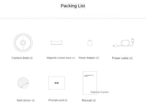 Камера Xiaomi Smart Camera. За .99 с промо-кодом.