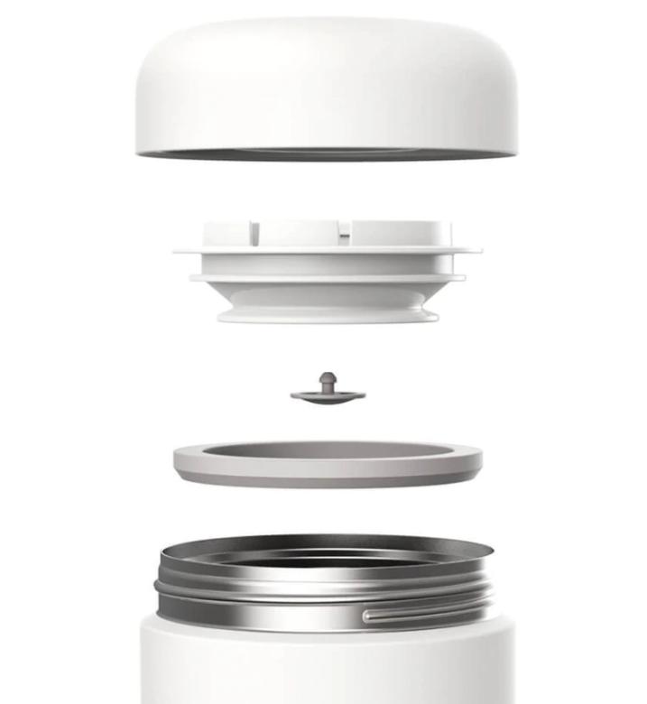 Термос для еды Pinlo 550 мл. За .74 с купоном к 11.11 от Xiaomi Youpin.