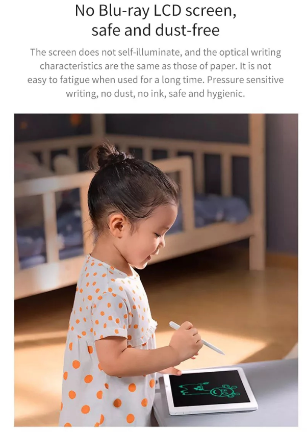 Планшет для рисования/заметок Xiaomi Mijia. За .89 с промо-кодом от Xiaomi Youpin.
