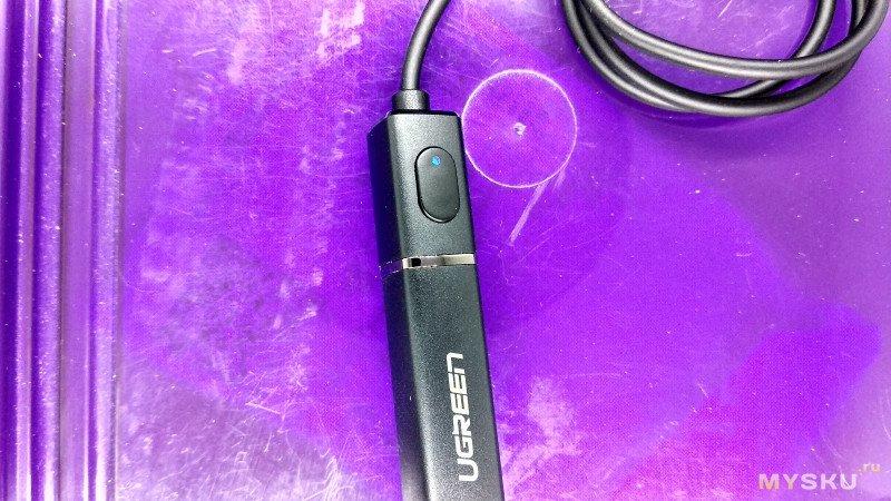Bluetooth трансмиттер Ugreen CSR8670. Добавляем функционал.