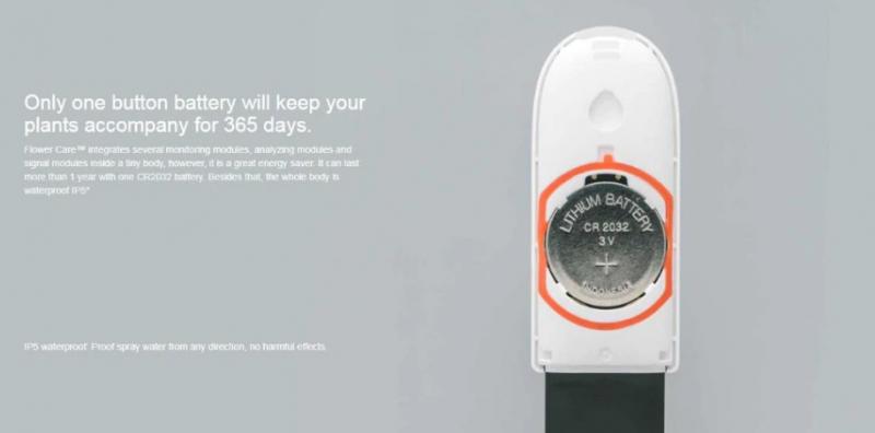 Монитор условий для растений HHCC Smart Flora Monitor. За .75 с промо-кодом от Xiaomi Youpin.