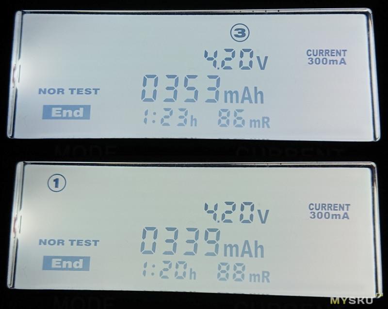 <span>Li-ion аккуумуляторы 10440 TrustFire емкостью 600мА с платой защиты</span>