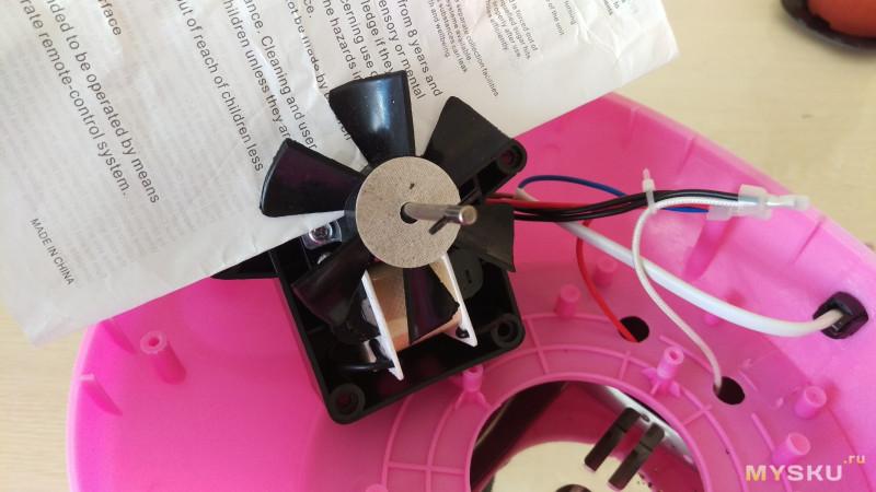JK-M05. Аппарат для создания сахарной ваты. Попытка вернуть лето.