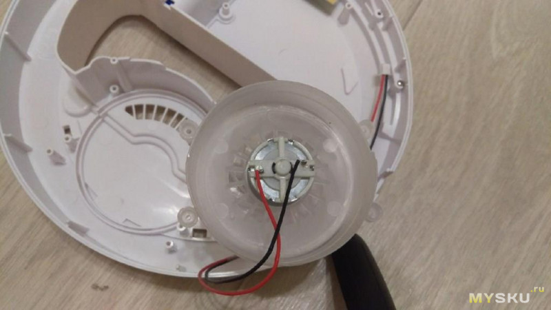 Бытовой аккумуляторный умный пылесос (602)