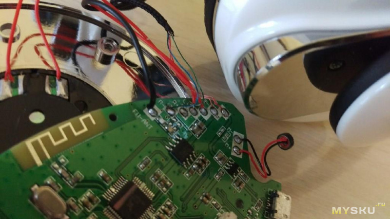 Беспроводные шумоподавляющие Bluetooth наушники Handsfree SN-1020