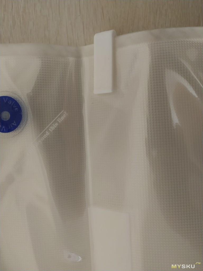 Комплект вакуумных мешков для хранения(5 штук).