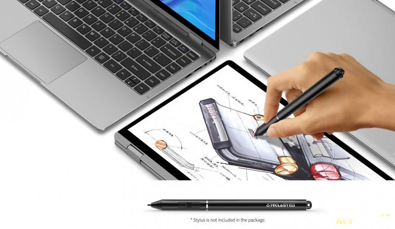 Предпродажа ноутбука Teclast F6 Plus. 319.99$