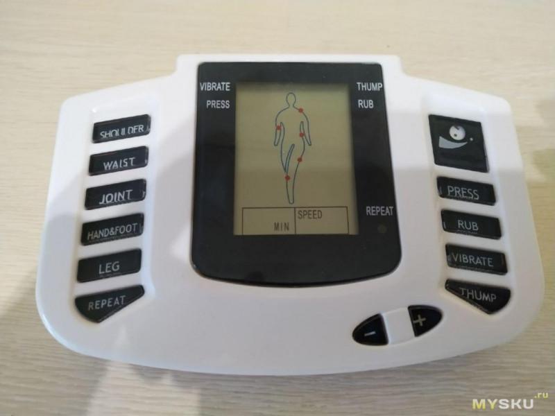 Стимулятор мышц Tlinna.