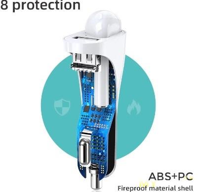 Joyroom автомобильное зарядное устройство с беспроводными наушниками-вкладышами JR-CP1.$13.51