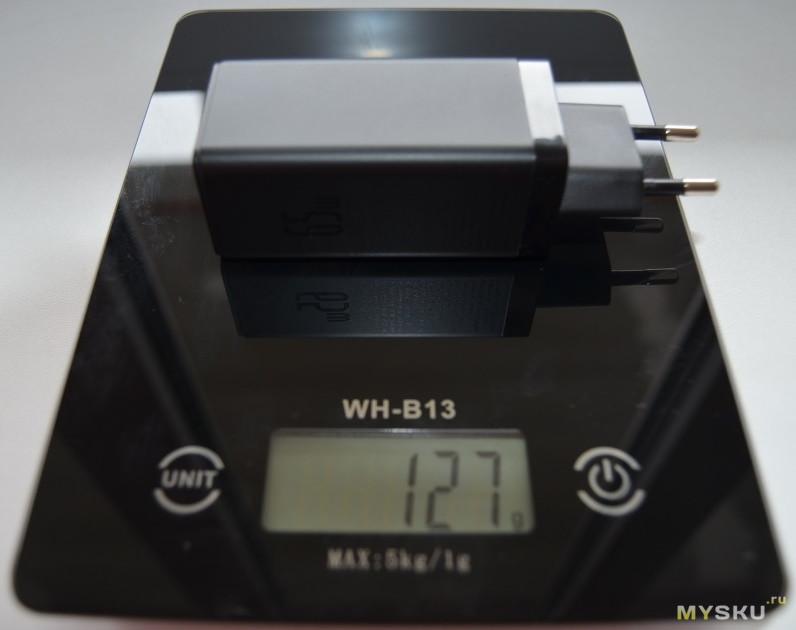 Быстрое зарядное устройство Baseus BS-E915 GaN 65 Вт