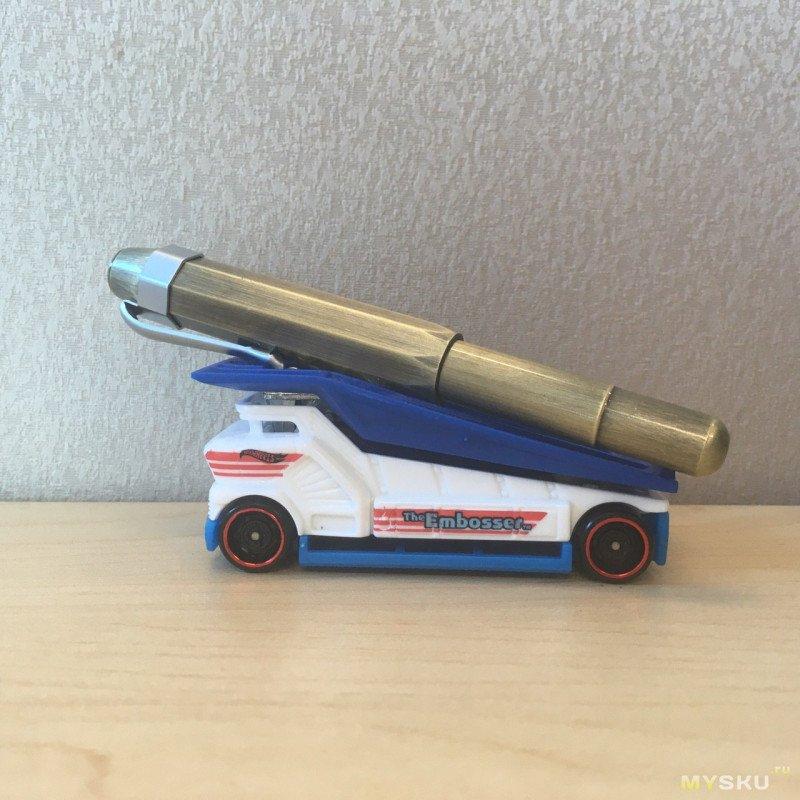Китайский взгляд на перьевую ручку Kaweco Brass Sport Fountain Pen